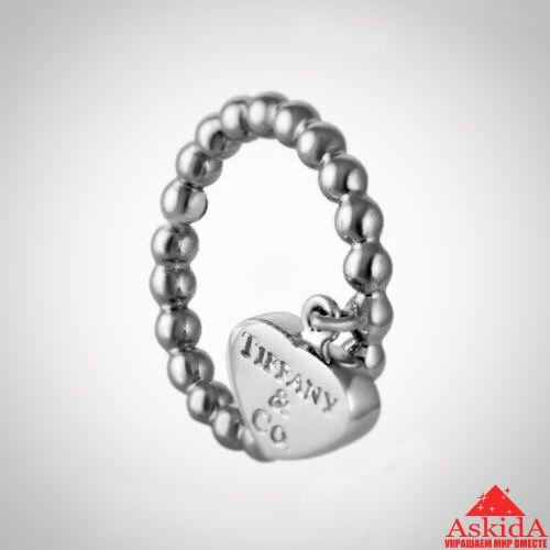 украшения Tiffany тиффани золотые кольца браслеты серьги
